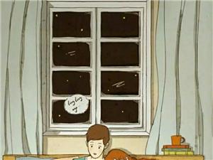 枫林望星空