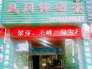 一枝多叶凤冈锌硒茶