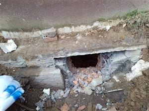 不顾整栋楼房的安危,这样的违法装修