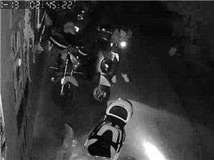 春节了来临,大家防火防盗,凌晨2点45左,我家来了一个小偷!