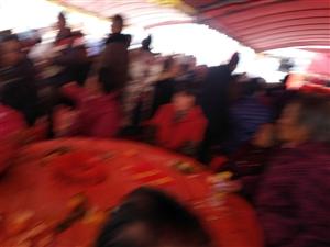 千人祭祀活动