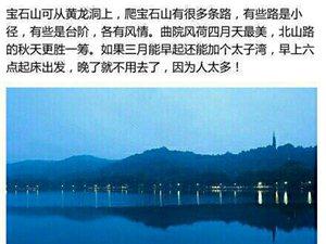 【杭州最文艺小清新的十条拍照路线推荐】杭