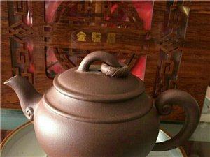 以茶会友,养壶喝茶