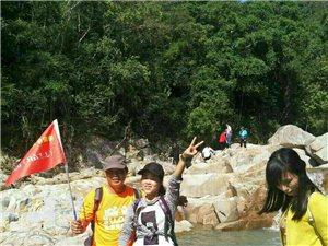 美食节+霸王岭电站溪谷穿越挑战之旅