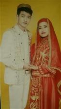 在陕的张家川人欢聚一场热闹的婚礼