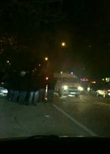 刚刚发生!龙沙区合意大街发生车祸,一人当场死亡身盖白布!肇事者逃逸??