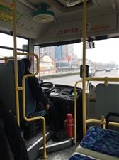 扬中长旺209路公交车司机不要脸