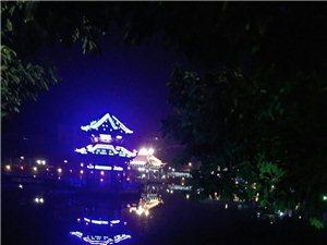 四川富顺西湖