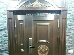 我做的铜门
