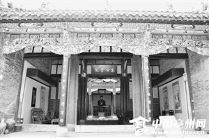 亳州:苏公祠,百年记忆!