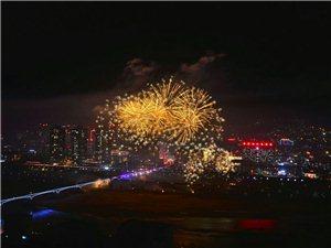 府谷正月十五元宵焰火晚会