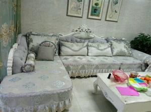 伊尔莎布艺专业定制沙发套15270530
