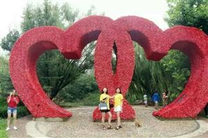 中国最浪漫彩虹爱情文化圣地――雪山彩虹谷