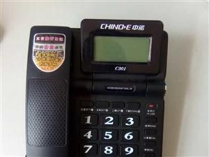 出售八成新电话机