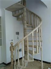 订做木楼梯扶手