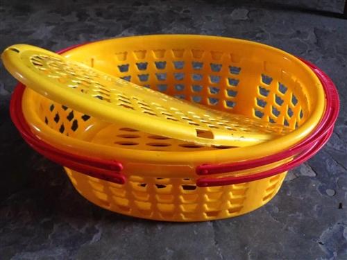塑料水果篮低价处理