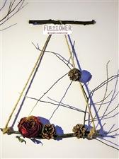 【时光的印记!】素手拈花FLOWER工作室作品展示(图片)