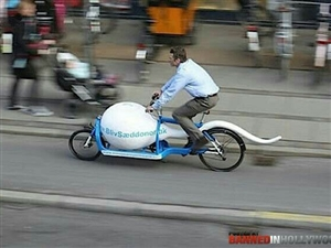开开眼界,这几款自行车你见过几辆?