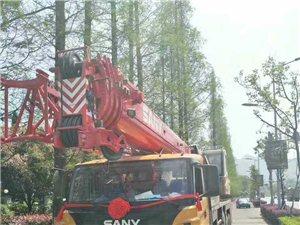 潢川吊车8-80吨17637638889