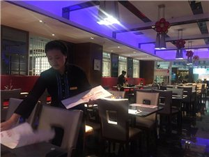 感受蓝海钧华大饭店的微笑服务