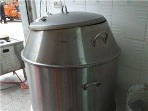 80型双层不锈钢烤鸭炉子
