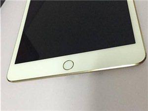 全新iPadmini4128g金色无瑕疵