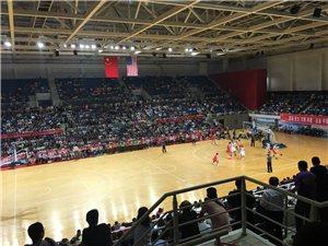 中美蚌埠篮球赛