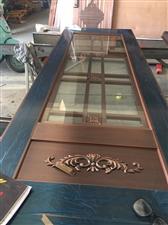 专业生产铜门仿铜门