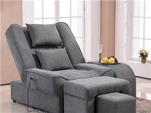 多功能美容,美甲,足疗沙发