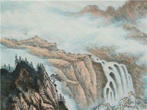 汤希忠国画作品欣赏