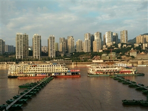 重庆的大码头