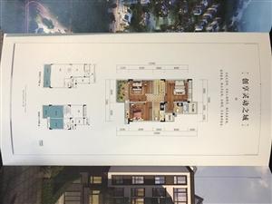 金科美湖湾4室2厅3卫107万元