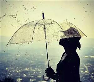 不属于我的雨伞,我宁愿淋雨走路