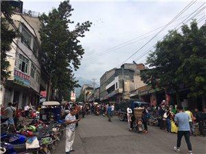 九襄最热闹的街道