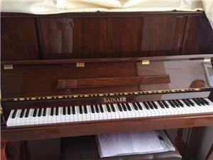 全新钢琴,一口价