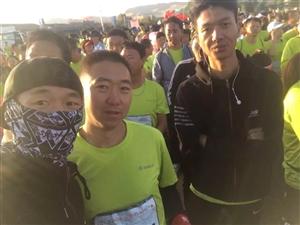 玉门蚂蚁跑团敦煌国际马拉松