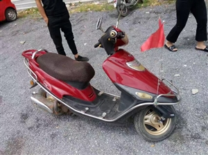 出差二手摩托车