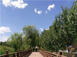 北票湿地,休闲娱乐好去处……