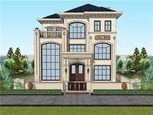 昊坤建筑节能模块别墅建造