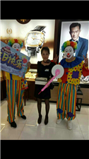小丑送惊喜