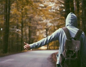 旅行不是为了放松心情,而是为了叛逆的心找