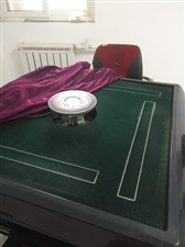 两台自动麻雀桌出售
