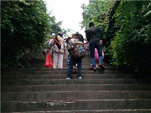 给孩子一条安全,宽敞的上学路