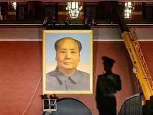 揭秘天安门城楼毛主席像更深层的故事