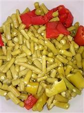 自制腌缸豆