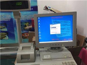 商场超市自动收银机