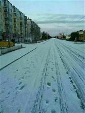 2017第一场雪
