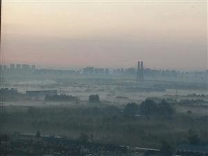 天津的早晨