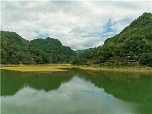 金沙国际娱乐官网姚姓祖先的地方《官田坝》最适宜居住的