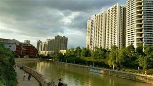德江城市�L景